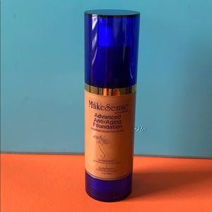 MakeSense AAA Foundation-Golden Tan